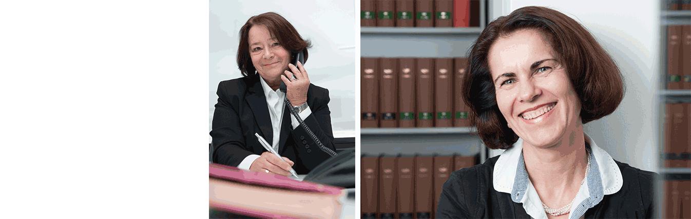Rechtsanwalt München - Unser Sekretariat